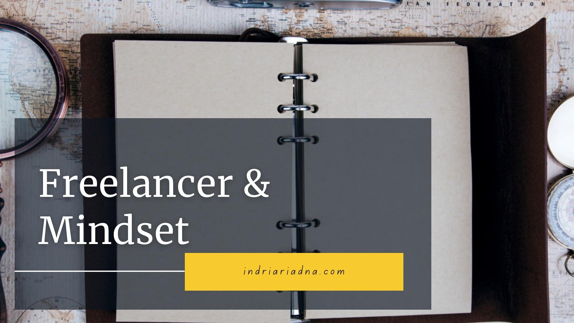 freelancer dan mindset