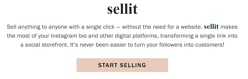 sellit by planoly