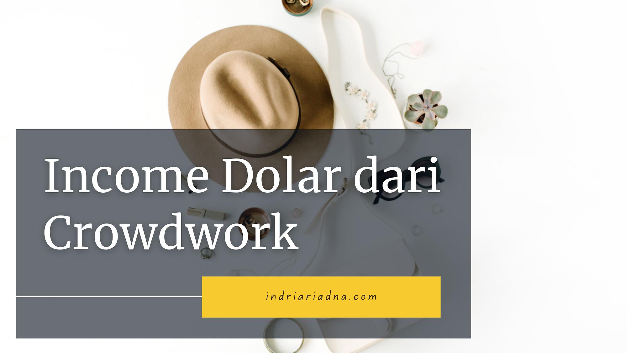income dolar dari crowdwork