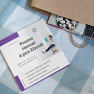 promo bundling ebook 4 pcs